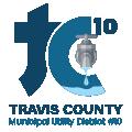 Travis County Municipal Utility District No. 10 Logo